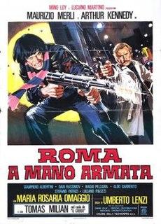 <i>The Tough Ones</i> (1976 film) 1976 film by Umberto Lenzi