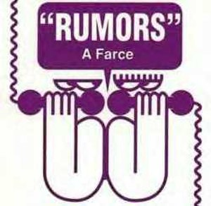 Rumors (play) - Original poster