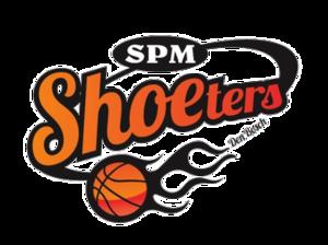 2015–16 NBB Cup - Image: SPM Shoeters logo