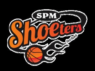 Den Bosch Basketball - Image: SPM Shoeters logo