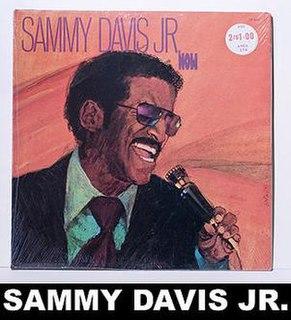 1972 studio album by Sammy Davis, Jr.
