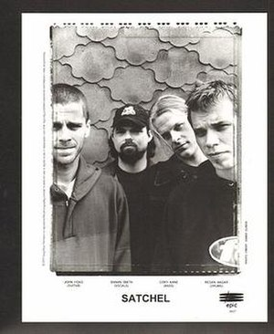 Satchel (band) - Satchel in 1994