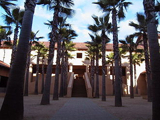 Stanford Graduate School of Business - Schwab Residential Center, on campus residence for first year Sloan, PhD, and MBA candidates.