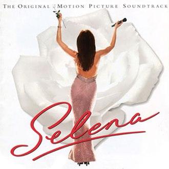 Selena (soundtrack) - Image: Selsoundtrack
