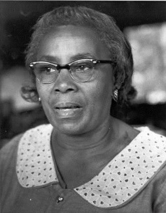 Septima Poinsette Clark - Image: Septima Poinsette Clark