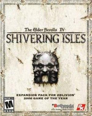 The Elder Scrolls IV: Shivering Isles - Image: Shiveringislesbox