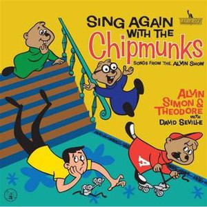 Sing Again with The Chipmunks - Image: Singagainwiththechip munks 1961