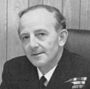 Edward Ashmore - Sir Edward Ashmore