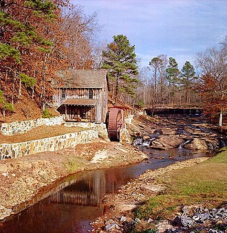 Sixes, Georgia - The Sixes Mill