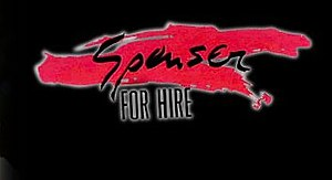 Spenser: For Hire - Image: Spenser For Hire title screen