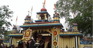 Sree Rakthakanda Swamy Temple (Omalloor Temple) Hindu temple