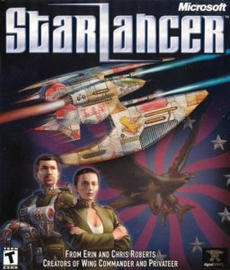 Starlancer - Windows cover