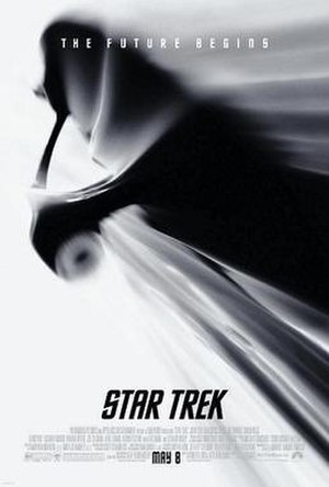 Star Trek (film) - Theatrical release poster