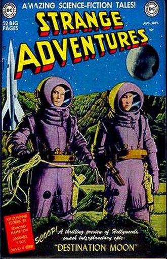 Strange Adventures - Image: Strange Adventures 1 1950