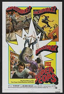 <i>The Super Cops</i> 1974 film by Gordon Parks