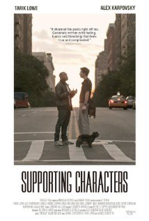 Supporting Characters - Promotional Poster