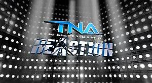 TNA Reaction - Image: TNA Reaction Logo