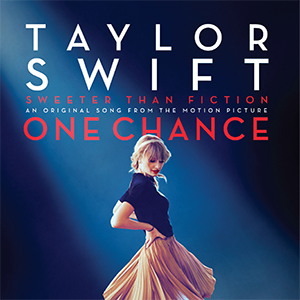 Sweeter Than Fiction - Image: Taylor Swift Sweeter Than Fiction (Official Single Cover)
