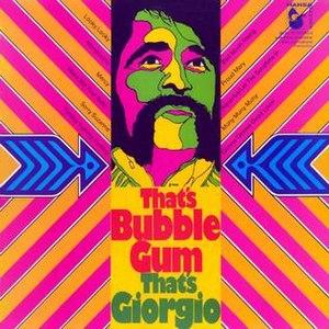 That's Bubblegum - That's Giorgio
