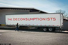 THE DECONSUMPTIONISTS 2005-present, EIDIA, exhibition, Sydney College of the Arts 2011