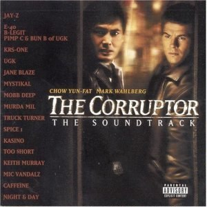 The Corruptor (soundtrack) - Image: The Corruptor The Soundtrack