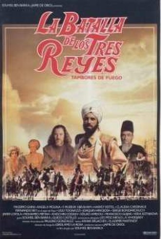 The Battle of the Three Kings (film) - Image: The Battle of the Three Kings (film)