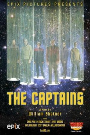 The Captains (film) - Official poster