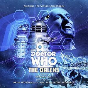 The Daleks - Image: The Daleks Music CD