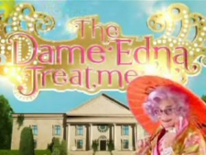 The Dame Edna Treatment - Image: The Dame Edna Treatment title card