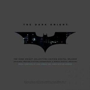 The Dark Knight (soundtrack) - Image: The Dark Knight Collectors Edition