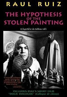 <i>The Hypothesis of the Stolen Painting</i> 1978 film