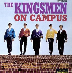The Kingsmen on Campus - Image: The Kingsmen On Campus