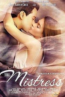 <i>The Mistress</i> (2012 film) 2012 Filipino film