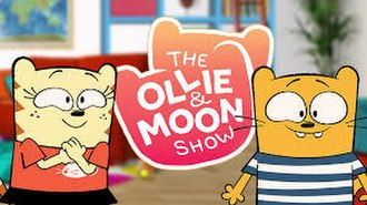 The Ollie & Moon Show - Image: The Ollie & Moon Show poster