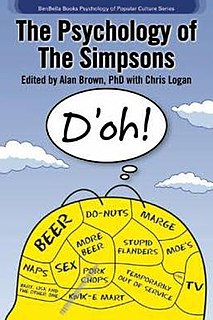 <i>The Psychology of The Simpsons</i>