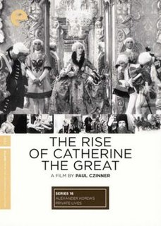 <i>The Rise of Catherine the Great</i>