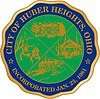 Official seal of Huber Heights, Ohio