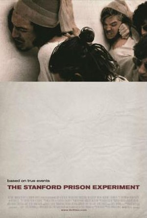 The Stanford Prison Experiment (film) - Theatrical release poster