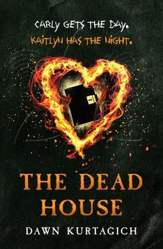 The Dead House - First edition UK cover