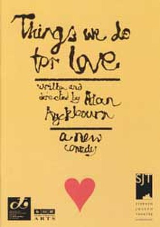 Things We Do for Love (play) - Image: Things We Do For Love