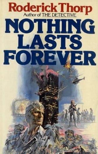 Nothing Lasts Forever (Thorp novel) - Image: Thorpe Nothing lasts forever