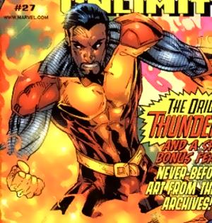 Thunderbird (Neal Shaara) - Image: Thunder III