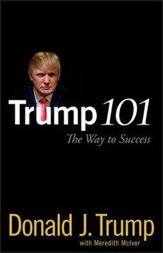 Trump 101 - Book cover