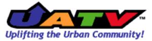 Urban America Television - Image: UATV logo
