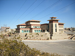 University of Texas at El Paso - Academic Services Building