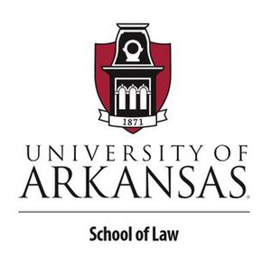 300px university of arkansas school of law logo