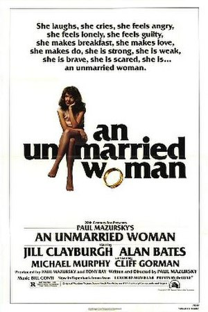An Unmarried Woman - Image: Unmarried woman