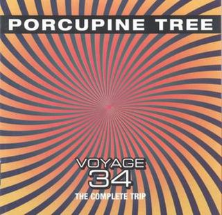 <i>Voyage 34: The Complete Trip</i> 2000 compilation album by Porcupine Tree