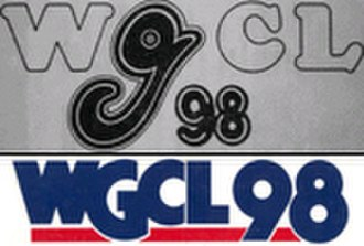 WNCX - Variations of G98 logo
