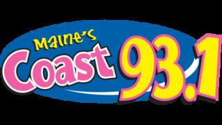 WMGX Radio station in Portland, Maine